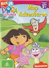 DORA the EXPLORER Map Adventures DVD R4 / PAL