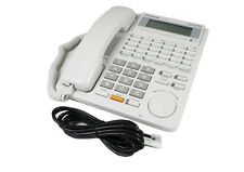 Panasonic KX-T 7433 In White *Grade A* inc VAT & FREE DELIVERY
