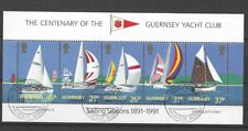 1991 USED Guernsey, block