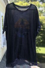 Disney Parks Walt Disney World Burnout T Shirt Size 2X