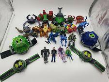 NEUF Multi Choix Ben 10 CN Playmates Cartoon 5 pouces figurines Héros