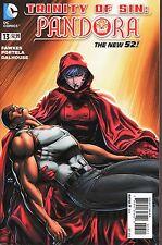 Trinity of sin: Pandora nº 13/2014 the new 52!