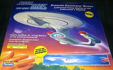 Vintage Star Trek TNG Starship Enterprise Glider - NIB
