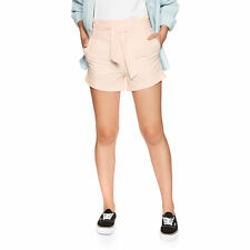 Volcom Paper Bag Womens Shorts - Light Peach All Sizes