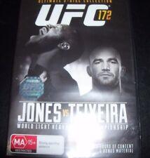 UFC Ultimate Fighting 172 Jon Jones Vs Glover Teixeira (Aust Reg 4) DVD – New