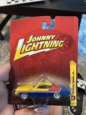 Johnny Lightning 1971 Chevy Chevelle SS Release 14 2011 Police MFP 1:64 New