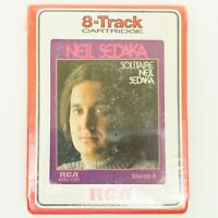 "Neil Sedaka ""Solitare"" 8 Track Tape NEW"