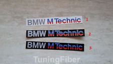 BMW Aufkleber M Technik sticker M-Tech M3 E30/e36/e34/e28/e/12 M Power