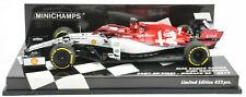 Minichamps Alfa Romeo - Raikkonen - 2019 Monaco GP 1:43 Diecast F1 Car 417190607
