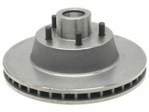 For 1981 Dodge B150 Brake Rotor and Hub Assembly Front Raybestos 85143GD