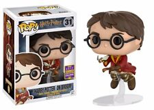 Figura Funko Pop Harry Potter Broom SDCC San Diego Comic Con
