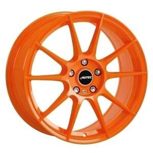 Cerchi in Lega Autec WIZARD 7.0x16 ET25 4x108 ORA per Peugeot 2008 206 207 208 3