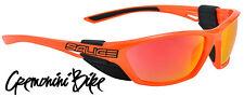 SALICE occhiali sport bici ciclismo arancio fluo 010 RW bike sunglasses orange