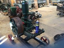 Goulds Vintage Stationary Engine Water Pump On Trolley