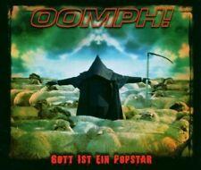 Oomph! + Maxi-CD + Gott ist ein Popstar (2006; 2 tracks)