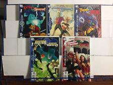 PRIMO:  Five of a Kind #1 Nightwing Wonder Woman Aquaman Shazam set DC comics c1
