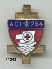 Insigne santé , 254  Ambulance Chirurgicale Légère d'Armée