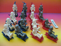 1986 K91 K92 Astronauts With Vehicles of Your Choice Series - Single - Maps