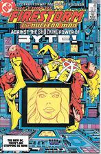 The Fury of Firestorm Comic Book #23 DC 1st Felicity Smoak 1984 NEAR MINT UNREAD
