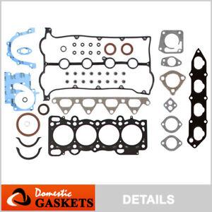 Fits 01-04 Kia Spectra 1.8L DOHC Full Gasket Set T8
