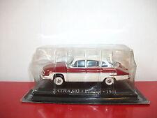 18.10.15.5 Tatra 603 prague 1961 Taxi du monde altaya 1/43