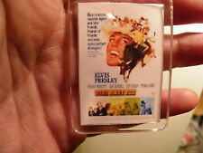 ELVIS PRESLEY   STAY AWAY JOE     FILM POSTER  LARGE   KEY RING