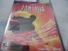 Xbox 360 Kinect Disney Fantasia Music Evolved Brand New Sealed  Fast Shipping