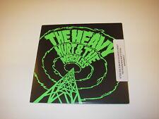 CD album promo  The Heavy – Hurt & The Merciless