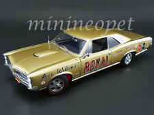 ACME A1801206 ACE WILSON'S ROYAL 1966 PONTIAC GTO TIGER DRAG CAR 1/18 GOLD