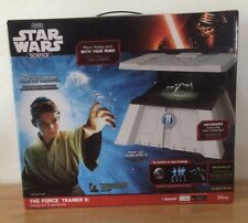 NEW STAR WARS SCIENCE THE FORCE TRAINER II BLUETOOTH HEADSET PLEASE READ ALL