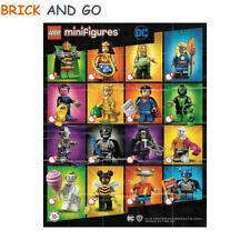 Lego Minifigures DC Stargirl n.4