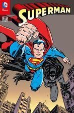 SUPERMAN # 29 VARIANT - DAS NEUE DC-UNIVERSUM - 666 Ex. - COMIC ACTION 2014  TOP
