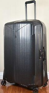 "NEW Hartmann 7R BLACK 32"" X-Large Luggage Spinner 68244-1041 DEMO"