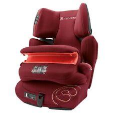 Concord Transformer Pro Autokindersitz 9-36kg - Bordeaux Red, 9m bis 12Jahre