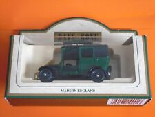 Lledo No 47005 - Days Gone Diecast Model Of A 1933 Dark Green Austin Taxi