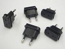 5-Pack EU Pin Adapter for Plantronics 510S B355 CS60 CS70N CS540 W740 AC Charger