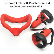 VR Silicone Protective Accessories Kit for Oculus Quest & Oculus Rift S