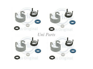 Elring Fuel Injectors O-ring Seals Repair 4× Kits For AUDI A4 VW Tiguan 1.8 2.0T