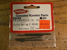 92405 KC-45 Clutch Springs (S) - Kyosho Burns Vanning Landjump Inferno Presto