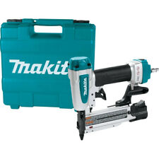 """23 Gauge, 1-3/8"""" Pin Nailer w/Case & Coupler Plug Makita AF353 New"""