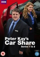 Neuf Peter Kays Voiture Share Série 1 Pour 2 DVD Région 2