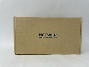 Neewer RGB176 Dimmable Video Camera Light with APP Control, 360° Full Color Led