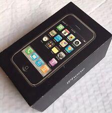 Apple 1st Generation iPhone 2G 8GB MA712LL/A Unlocked iOS 1.1.1 in MATCHING BOX
