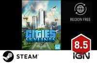 Cities: Skylines / Additional DLC  [PC & MAC] Steam Download Key