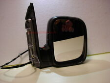 VW CADDY 2004 - 2010 Electric Wing Door Mirror RIGHT side  LHD Heated Glass