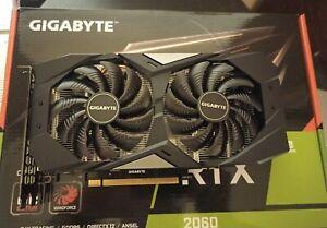 GYGABITE GeForce RTX 2060