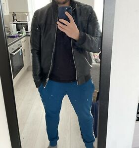 "Bnwt Reiss suis arlow /'Velours Robe Veste Blazer RRP £ 285 Taille 38/"""