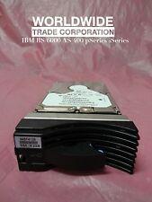 IBM 34L2282 34L6459 8518 18.2GB 10K SSA Disk for 7133-D40/7133-T40 4 Mo Warranty