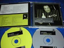 lot 2 CD PEDRO DEL MORAL vendetta LIVE SESSIONS 1 david MORALES bob SINCLAR phat