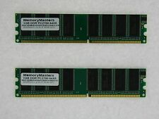 2GB (2X1GB) MEMORY FOR HP BUSINESS D330 MT D520 D530 D538 DC5000 DX6050